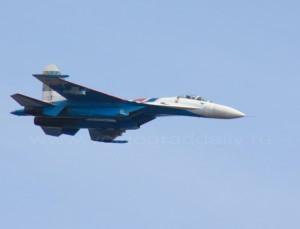"""Russian Knights"" showed Rotor aerobatics"