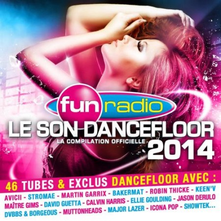 Fun Radio Le son dancefloor 2014 (2013)