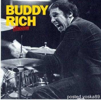 Buddy Rich - Illusion (1991)