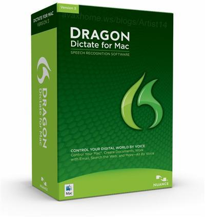 Dragon Dictate v3.0.4 (Mac OS X)