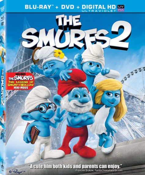 The Smurfs 2 [2013] BRRip XViD AC3-ETRG