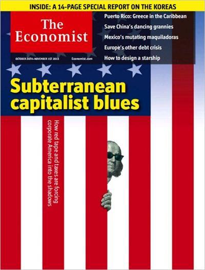 The Economist Magazine - 26 October1 November 2013