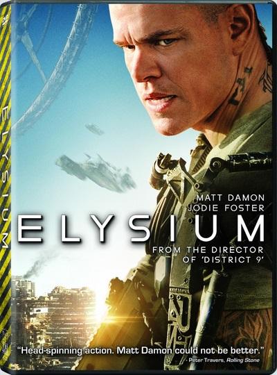 Elysium (2013) NTSC DVDR-playON
