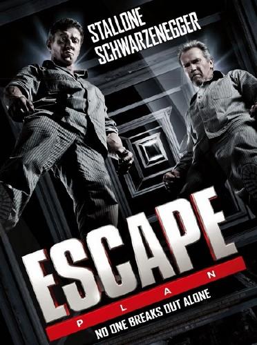 ���� ������ / Escape Plan (2013/WEBRip)