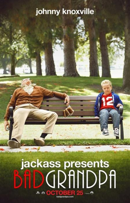 Jackass Presents Bad Grandpa (2013) UNRATED 720p BluRay x264-BLOW