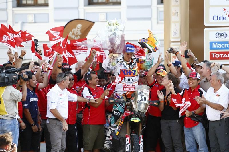 Ралли Дакар 2014, этап 12: Сальвадор - Ла-Серена (фото, видео)