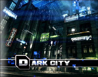 3D models - Dark City