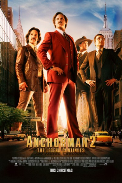 Anchorman 2 The Legend Continues (2013) UNRATED HDRip XviD-AQOS