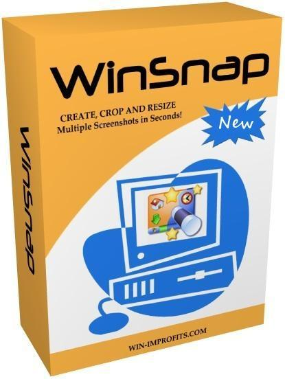 WinSnap 4.5.2 RePack/Portable by KpoJIuK