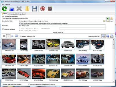 Bulk Image Downloader 4.69.0.0 Portable