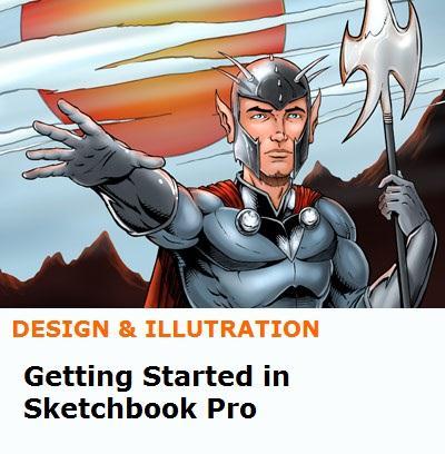 Tutsplus - Getting Started in Sketchbook Pro