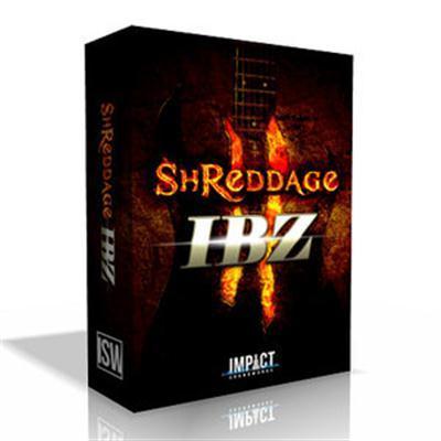 ImpР°ct SoundwРѕrks Shreddage 2 IBZ v1.06 Kontakt Update