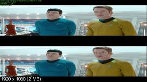Стартрек: Возмездие / Star Trek Into Darkness (2013) BDRip 1080p | 3D-Video | halfOU | Лицензия
