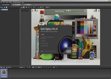 DxO Optics Pro ( v.8.3.0 Build 278 Elite, Multi )