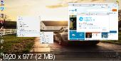 Windows 8.1 Blue (x86/x64) Professional build 9600 with Program v.2.9.13 by Romeo1994 (RUS/2013)