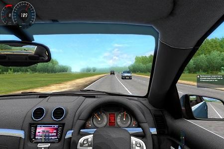 City Car Driving ( v.1.3 1.3.0, 2013, MULTILANG + RUS )