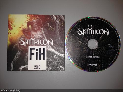 Satyricon - Satyricon (Deluxe Edition) (2013)