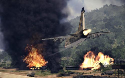 Air Conflicts: Vietnam (Xbox360/MULTI)