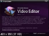 Wondershare Video Editor 3.1.5.3 + Rus