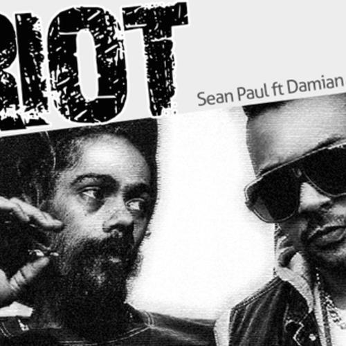 Sean Paul feat. Damian Marley - RIOT (2013)