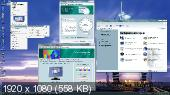 Windows XP Pro SP3 x86 WPI and Drivers by Matros (19.09.2013/RUS)