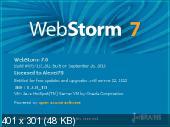 JetBrains WebStorm 7.0 build 131.202