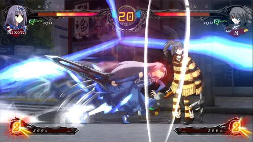 Phantom Breaker: Extra (Xbox360/ENG)
