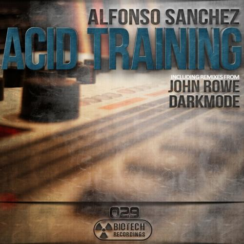 Alfonso Sanchez - Acid Training (2013)
