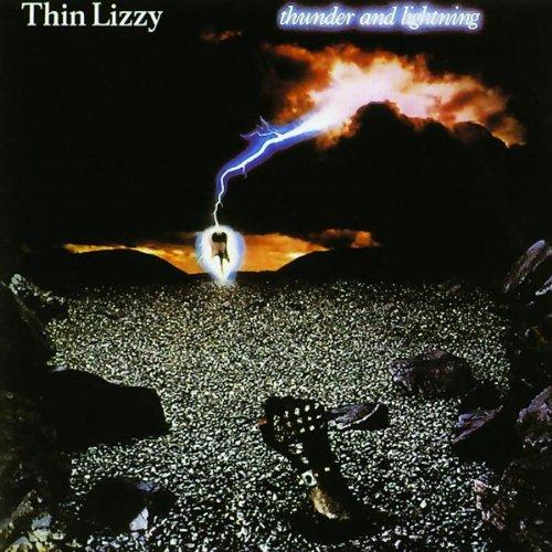 Thin Lizzy - Thunder and Lightning (Deluxe Edition) (2013)