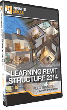 Infiniteskills - Learning Revit Structure 2014 Training Video
