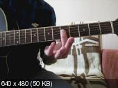 Видеосамоучитель игры на гитаре для начинающих (2013) WEBDLRip
