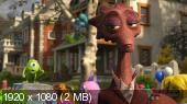 Университет монстров / Monsters University (2013) WEBDL 1080p