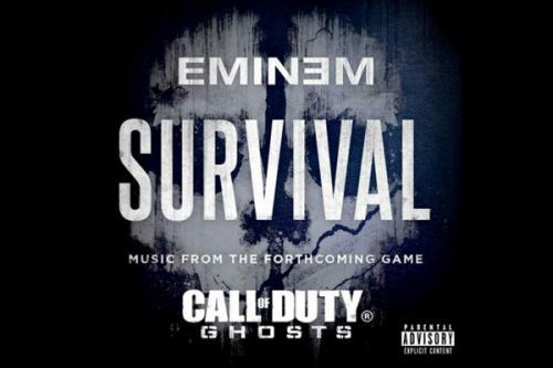 Eminem - Survival (Explicit) HD 720p (2013)