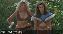 Королева варваров / Barbarian Queen (1985) DVDRip-AVC / DVD5 / DVDRip