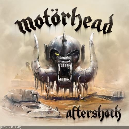 Motörhead - Aftershock (2013) (CD Rip)