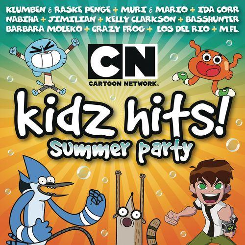 Cartoon Network Kidz Hits Summer Party (2013)