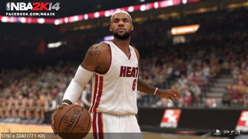 NBA 2K14 Next Gen