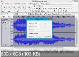 Audacity 2.0.5 RC 1 (2013) РС