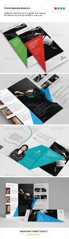 GraphicRiver - Business Brochure