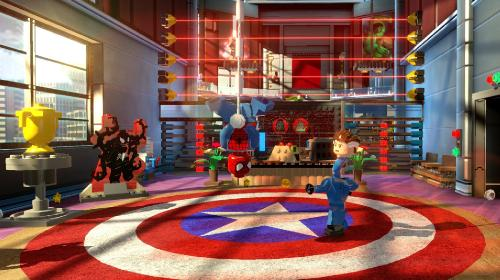 LEGO Marvel Super Heroes (Xbox360/MULTI)