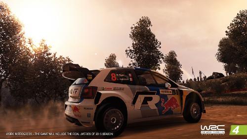 WRC 4: FIA World Rally Championship (Xbox360/MULTI)
