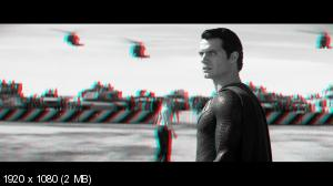 Человек из стали / Man of Steel Killbrain Вертикальная анаморфная