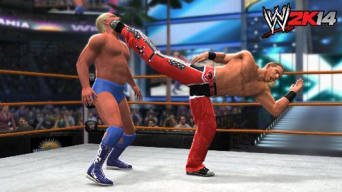 WWE 2K14 (Xbox360/MULTI)