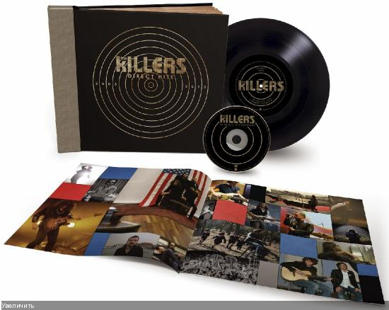 The Killers - Direct Hits (2013) Deluxe Edition