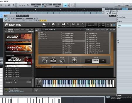 Native.Instruments.Kontakt.5 ( v.5.2.1, 2013 )