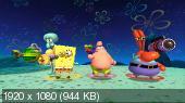 SpongeBob SquarePants: Plankton's Robotic Revenge (2013/PAL/RUSSOUND/XBOX360)
