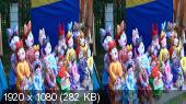 """3D Музей-заповедник Некрасова Н.А. """"Карабиха"""" Горизонтальная анаморфная"""