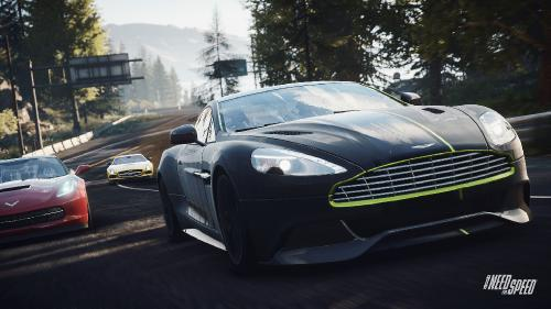 Need for Speed: Rivals (Xbox360/MULTI)
