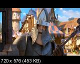 Джастин и рыцари доблести / Justin and the Knights of Valour (2013) DVDRip | Лицензия
