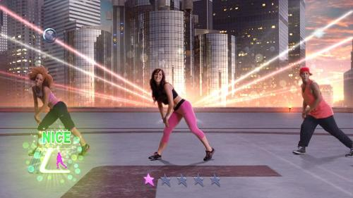 Zumba Fitness World Party (Xbox360/ENG/Kinect)